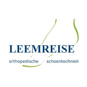 Logo Leemreise schoen en voetzorg