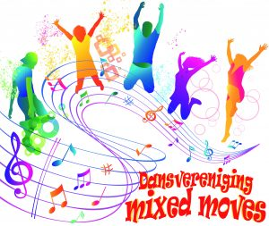 Logo Dansvereniging Mixed Moves