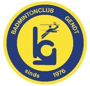 Logo Badmintonclub Gendt