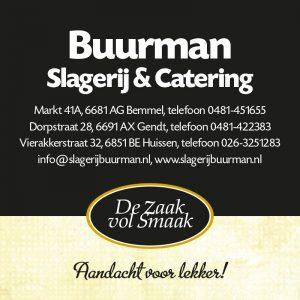 Logo Slagerij Buurman