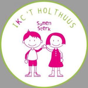 Logo IKC 't Holthuus