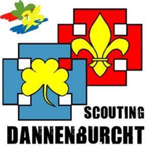 Logo Scouting Dannenburcht Huissen