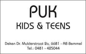 Logo Puk Kids & Teens